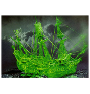 Pirate Ghost ship