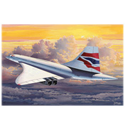 Revell Concorde British Airways MiniKit