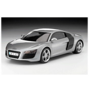 Revell Audi R8 Model Kit (Scale: 1:24) (NO PAINTS)