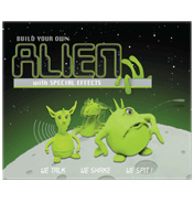 Make Your Own Alien Model Kit