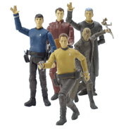 "Star Trek Sulu in Enterprise Outfit 3"" Figure"