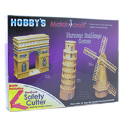 Hobby's Matchcraft Tower of Pisa Matchstick…
