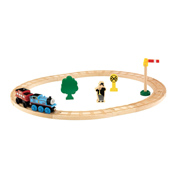 Fisher Price Thomas Wooden Railway Starter Set