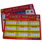 ZooBooKoo Seek & Count Magic Mat