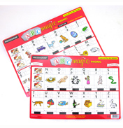 ZooBooKoo Alphabet Magic Phonic Mat