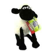Shaun the Sheep Shivering Shaun Plush