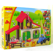 abrick Farm Play Set by Ecoiffier