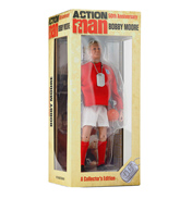 Action Man Bobby Moore Figure