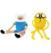 Adventure Time 10 Inch Plush JAKE THE DOG- WITH…