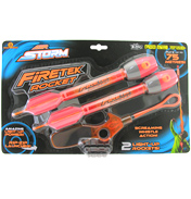 Air Storm FIRETEK Rockets & Launcher