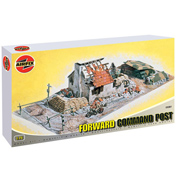 Airfix Forward Command Post -Dioramas (Scale 1/72)