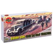 88mm Gun & Tractor