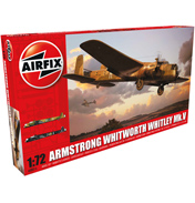Armstrong Whitworth Whitley Mk.V (Scale 1:72)