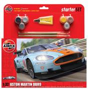 Aston Martin DBR9 Gulf Gift Set 1:72