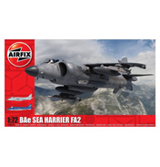 Bae Sea Harrier FA2 (Scale 1:72)