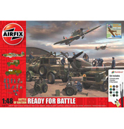 Airfix Battle of Britain Ready for Battle Set…