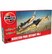 Boulton Paul Defiant Mk.I (Scale 1:48)