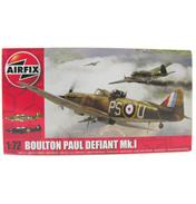 Boulton Paul Defiant Mk1 (Scale 1:72)