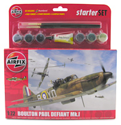 Boulton Paul Defiant Mk1 Starter Set (Scale 1:72)