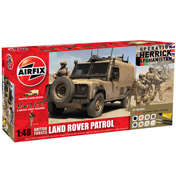British Forces Land Rover Patrol