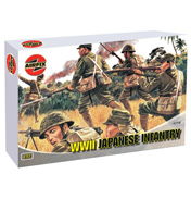 Airfix WWII Japanese Infantry (Scale 1/72)