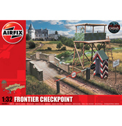 Frontier Checkpoint (Scale 1:32)