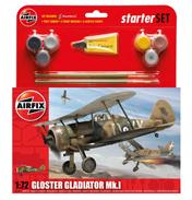 Gloster Gladiator Mk.1 Starter Set
