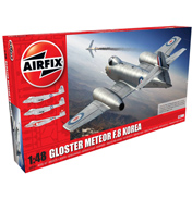 Gloster Meteor F.8 (Korean War) (Scale 1:48)