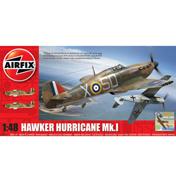 Hawker Hurricane Mk.I (Scale 1:48)