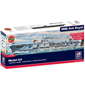 Airfix HMS Ark Royal Gift Set (Scale 1/600)