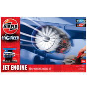 Airfix Engineer Jet Engine Model Kit