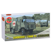 Landrover 1 Tonne FC Ambulance