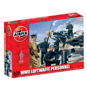 Luftwaffe Personnel 1:72