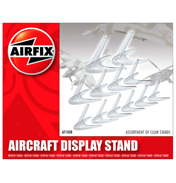 Small Aircraft Display Stand Assortment