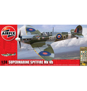 Supermarine Spitfire Mk Vb Gift Set (Scale 1:24)
