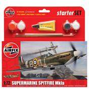 Airfix Supermarine Spitfire MkIa Starter Set…
