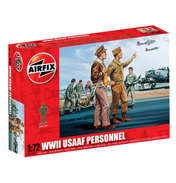 USAAF Personnel 1:72