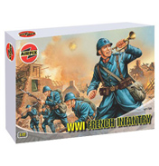 WWI French Infantry 1:72