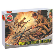 WWI US Infantry 1:72