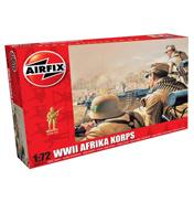 WWII Afrika Korps (Scale 1:72)