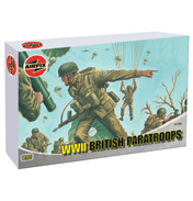 Airfix WWII British Paratroops Figures (Scale…