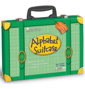 Alphabet Suitcase