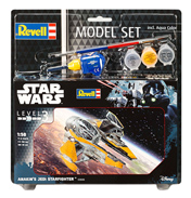 Anakins Jedi Starfighter Model Set