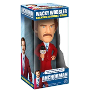 Anchorman Ron Burgundy Bobble Head