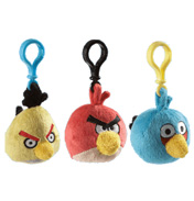 Angry Birds Back Pack Clips