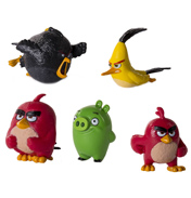 Angry Birds Collectable Figure CHUCK
