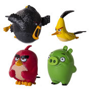 Angry Birds Collectable Figure ANGRY RED