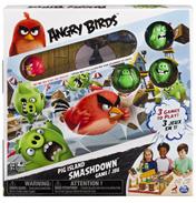 Angry Birds Pig Island Smashdown Game