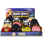 "Angry Birds Star Wars 5"" Han Solo Plush"