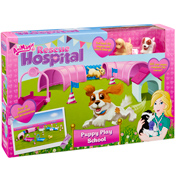 Animagic Rescue Hospital Puppy Play School
